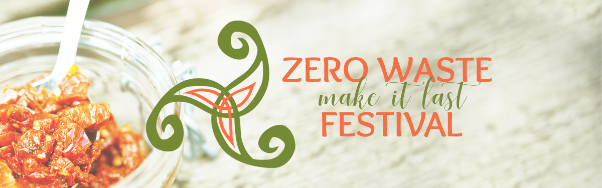 Workshops and talks at the upcoming Zero Waste Festival