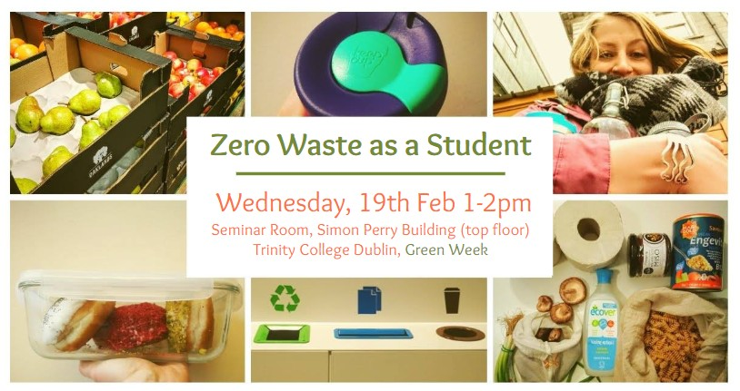 Zero Waste as a Student – Zero Waste Pop-Up Event