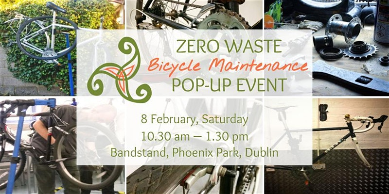 Bicycle Maintenance – Zero Waste Pop-Up Event