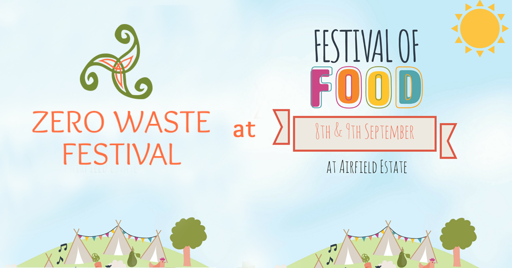 Zero Waste at Festival of Food