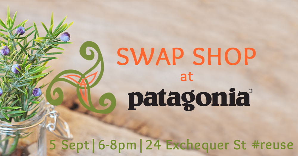 Swap Shop at Patagonia