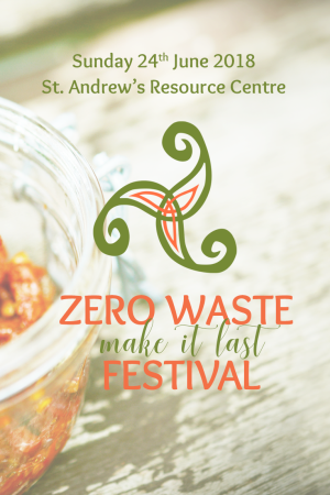 Upcoming Zero Waste Festival