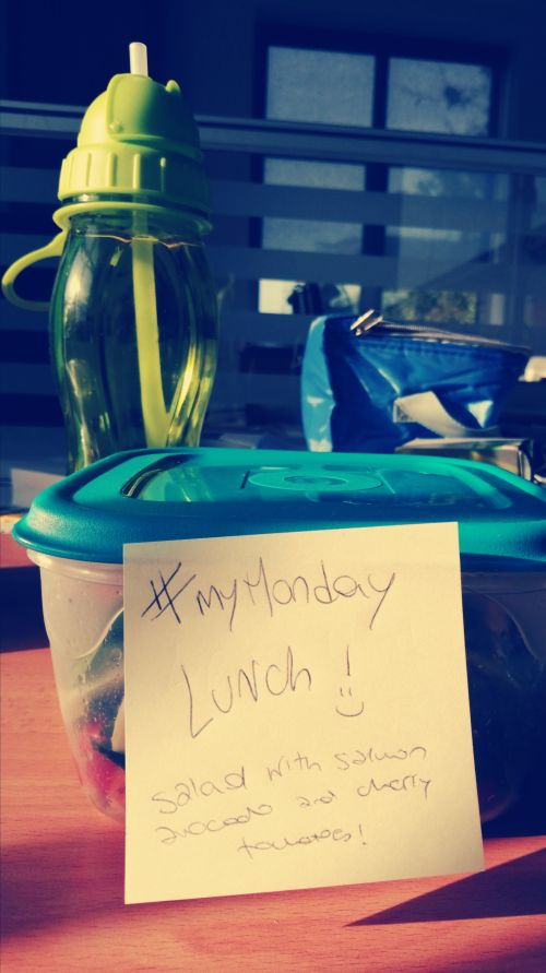 Bring plastic free lunch
